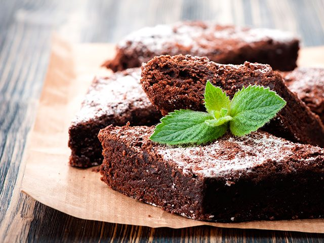 Guinness Schokoladen-Brownies