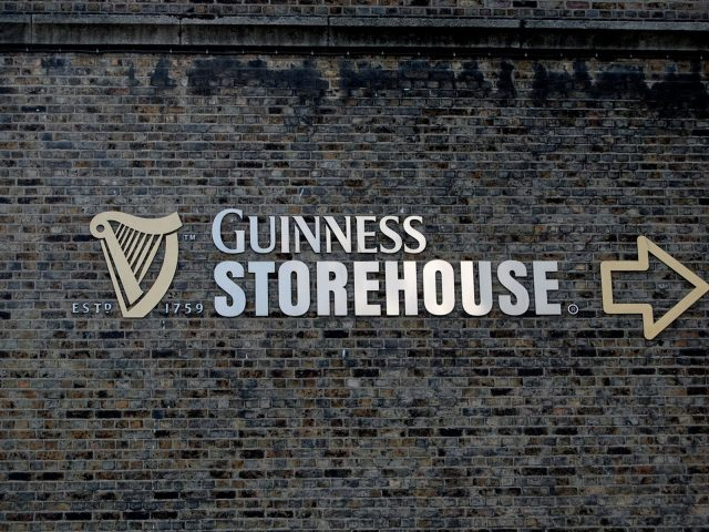 Signal Guinness Storehouse