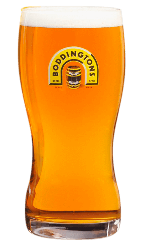 Astra Beer In Glass