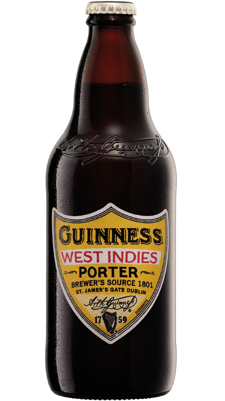 Guinness West indies Porter Bierflasche