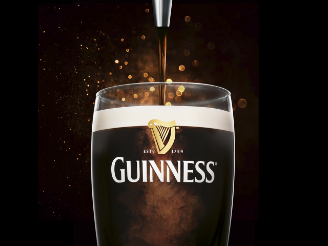 Guinness - Pour Your Own Pint