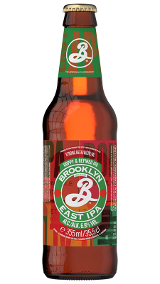 Brooklyn Bierflasche East IPA