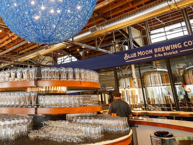 Blue Moon Brauerei